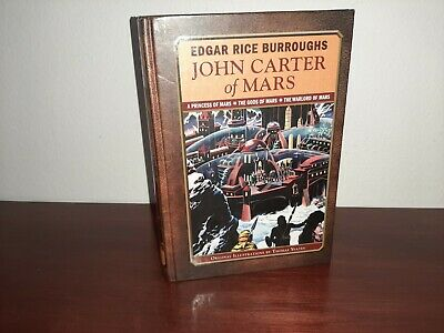 $15 • Buy John Carter Of Mars Edgar Rice Burroughs Hardcover