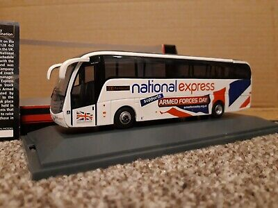 Corgi OOC OM46404A Caetano Levante National Express Armed Forces Day • 34.99£
