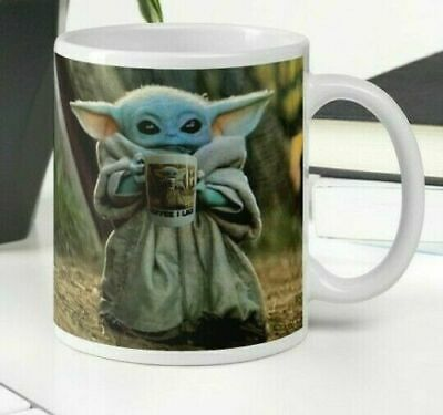 $16.99 • Buy Baby Yoda I Like Tea Mug Funny Mandalorian Babe Bae - Write Coffee Mug 11oz 15oz