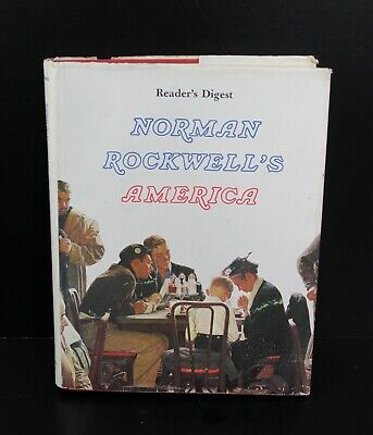 $ CDN33.32 • Buy Norman Rockwell's America By Christopher Finch Hardcover Book