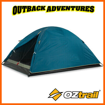 AU34 • Buy Oztrail Tasman 2 Tent Family Camping 2 Person Hiking Camp New Model