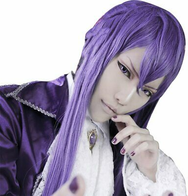 $39.02 • Buy Ecst Cosplay Wig For Vocaloid Gakupo