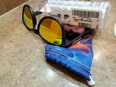 $325 • Buy Oakley Frogskins Matte Black Fire Iridium Hell Edition Limited Rare New In Box