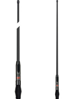 AU249 • Buy GME 6.6Dbi Black Heavy Duty UHF CB Radio Antenna Bull Bar Fiberglass (AE4705B)