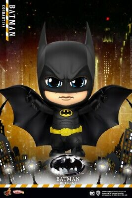 $ CDN46.30 • Buy Pre-order Hot Toys Cosbaby COSB714 Batman Returns Batman New Action Figure Toy