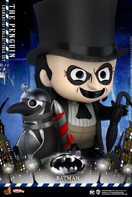 $ CDN48.95 • Buy Pre-order Hot Toys Cosbaby Batman Returns COSB717 The Penguin DC Series Figure