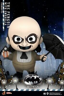 $ CDN41.99 • Buy Hot Toys COSB718 Batman Returns Cosbaby The Penguin W/Umberlla Collectible Set