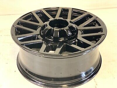 $1420 • Buy 20  INCH TAKE OFFS F250 F350 LARIAT 20  FORD OEM WHEELS RIMS MACHINE GRAY 8x170