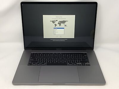 $2376.99 • Buy MacBook Pro 16-inch Space Gray 2019 2.3GHz I9 16GB 1TB SSD Excellent Condition