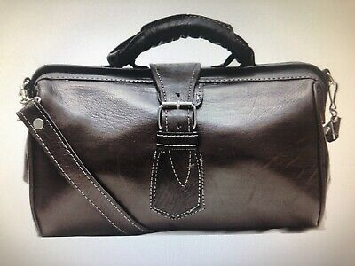 Real Leather Doctor Bag • 60£