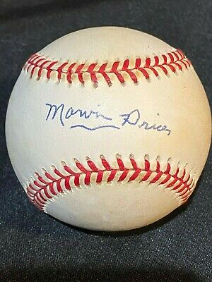 $ CDN105.85 • Buy Marvin Price Autographed RONL Baseball - Negro League - PSA/DNA