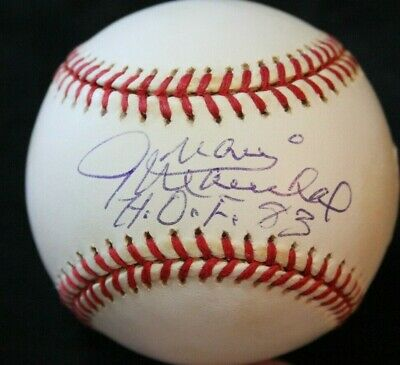 $ CDN120 • Buy Juan Marichal Signed Rawlings Official League Baseball - PSA/DNA