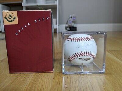 $ CDN330.75 • Buy Tom Seaver Signed Autographed Baseball OML Upper Deck COA Authenticated
