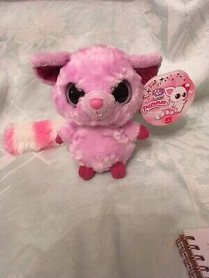 Genuine Pammee YooHoo Fennec Fox Soft Toy. Complete With Tags. • 1£