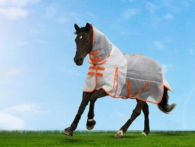 NEW Masta Rip Stop Breathable Combo Fly Rug - 1000D, Lightweight, 5ft3 • 58£