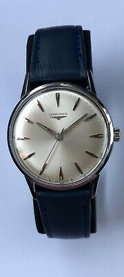 $ CDN670 • Buy Vintage Longines Jamboree Watch 17 Jewels Swiss Made Waterproof Acier Inox RARE