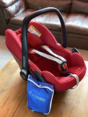 £20 • Buy Maxi Cosi Pebble Baby Car Sest And Rain Cover