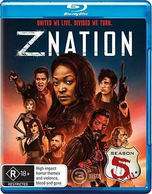 AU26 • Buy Z Nation: Season 5 (Blu-ray)