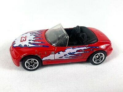 $1.50 • Buy Matchbox 1:64  BMW Z3 CASTED 1996 Red