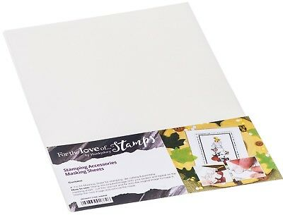 Pack Of 3 Low Tack A4 Masking Paper Sheets Stamping Die Cutting By Hunkydory   • 3.45£