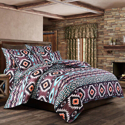 AU35.87 • Buy Oriental Doona Quilt Duvet Cover Set Double/Queen/King Size Bedding Pillow Case