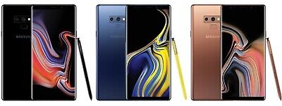 $ CDN967.53 • Buy Samsung Note 9 N960U T-Mobile Verizon Straight Talk Unlocked Boost Spectrum AT&T