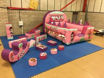 Commercial Children's Soft Play & Inflatable Ball Pool • 595£