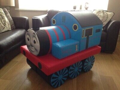Commercial Soft Play Pieces (Build A Train) • 250£