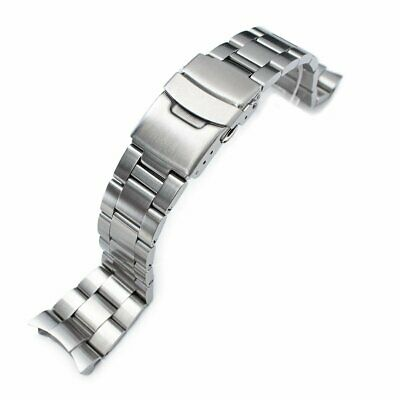 $ CDN134.51 • Buy 22mm For Seiko SKX007  009 171 SKX173 SKX175 Super-O Solid Screw-Links Bracelet