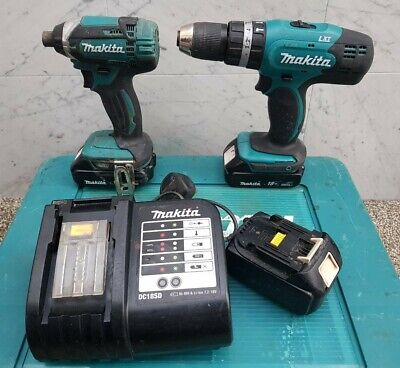 Makita 18v  Lxt Impact Wrench Dtw 450 • 94.99£