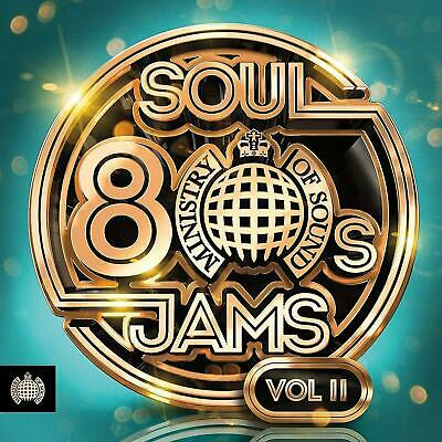 £5.99 • Buy 80s SOUL JAMS VOL II – MINISTRY OF SOUND V/A 3CDs (NEW/SEALED) Chic Diana Ross