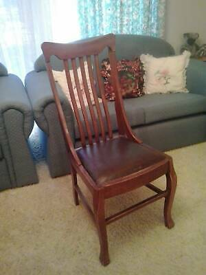AU350 • Buy Antique Dining Room Chairs X 6