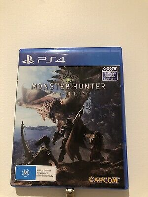AU26.50 • Buy Monster Hunter World - PS4