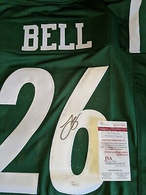 $ CDN56.57 • Buy LEVEON BELL AUTOGRAPHED Signed NEW YORK JETS JERSEY JSA COA