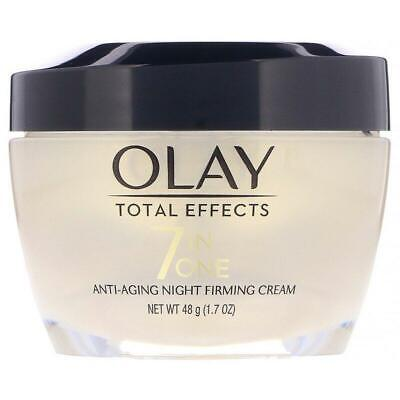 AU66 • Buy Olay, Total Effects, 7-in-One Anti-Aging Night Firming Cream, 1.7 Oz (48 G)