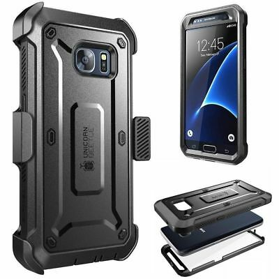 $ CDN22.38 • Buy For Samsung Galaxy S7 / S7 Edge / S7 Active, SUPCASE Case Holster Phone Cover CN