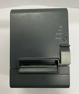 AU179 • Buy USED Epson TM-T20ii POS Thermal Receipt Printer Built In Ethernet 1113PII-L