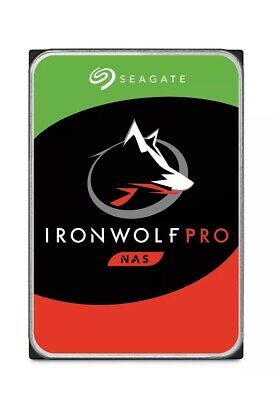 Seagate 2 TB IronWolf Pro 3.5 Inch Internal Hard Drive For 1-24 Bay NAS Syste... • 130£