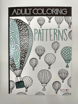 $10 • Buy Patterns, Adult Coloring Book New Fun! Relax And Unwind