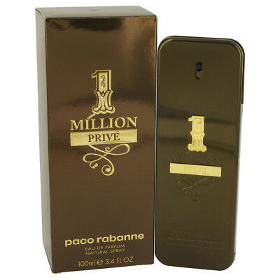 AU89.95 • Buy 1 Million Prive By Paco Rabanne 50ml Edps Mens Fragrance