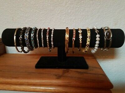 $ CDN39.99 • Buy High End Fashion Bracelet Lot-4 Signed Lia Sophia OS Avon Teng Yue 14 Total