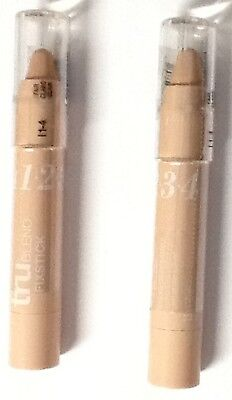 $4.19 • Buy (1) Covergirl Trublend Fixstick Concealer L1 2 3 4 Fair-- FREE SHIPPING!!!!