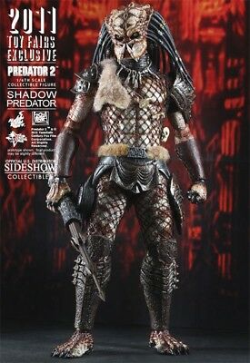 $ CDN429.99 • Buy Hot Toys SHADOW Predator 2 14  1/6 Scale Sideshow Exclusive NEW - FACTORY SEALED