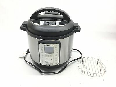 $77.52 • Buy Instant Pot Duo Plus 9-in-1 Electric Pressure Cooker, Slow Cooker, Rice Cooker,