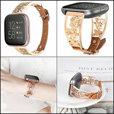$ CDN28.33 • Buy Bracelet For Fitbit Versa/Lite/Versa 2/Special Edition Band Women Luxury  Bangle