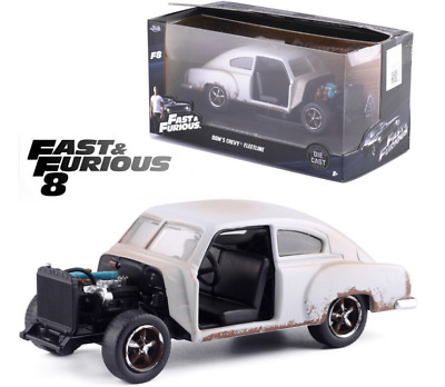 AU22.95 • Buy Jada 1:32 Dom's 1951 Chevrolet Fleetline Fast And Furious 8 Model Car Toys Gifts