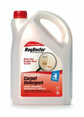 Rug Doctor Carpet Shampoo Cleaning Detergent Odour Neutralising - 2 Litre • 55.62£
