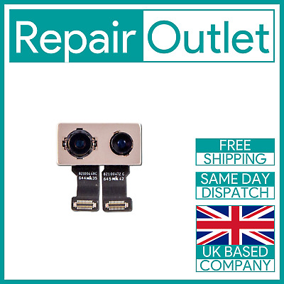New Back Camera Replacement Rear Camera For IPhone 7 Plus Genuine Part Guarantee • 37.49£