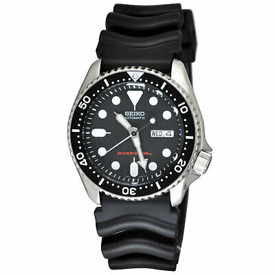 $ CDN641.88 • Buy Seiko Divers 200m Automatic Rubber Strap Mens Watch SKX007K1 Limited Stock
