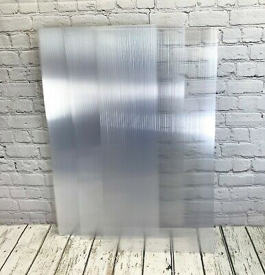 Polycarbonate Sheets For Greenhouses (Pack Of 20) Replacement Panels • 99.99£